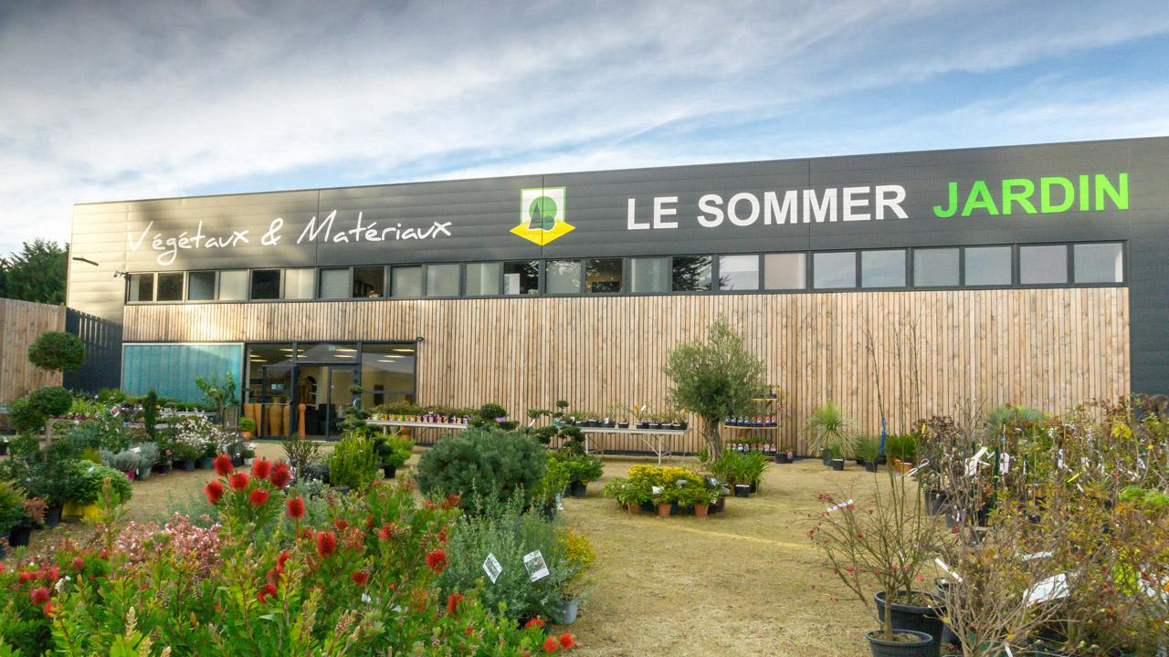 Entreprise Le Sommer Jardin à Sarzeau